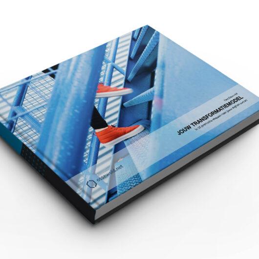 e-boek JOUW TRANSFORMATIEMODEL compleet